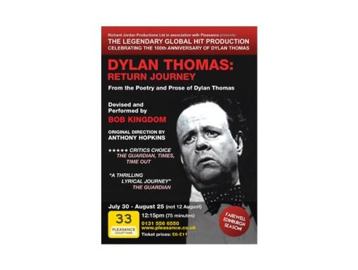 Dylan Thomas Tour – Richard Jordan Productions