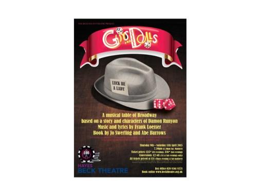 Guys & Dolls – Beck Theatre