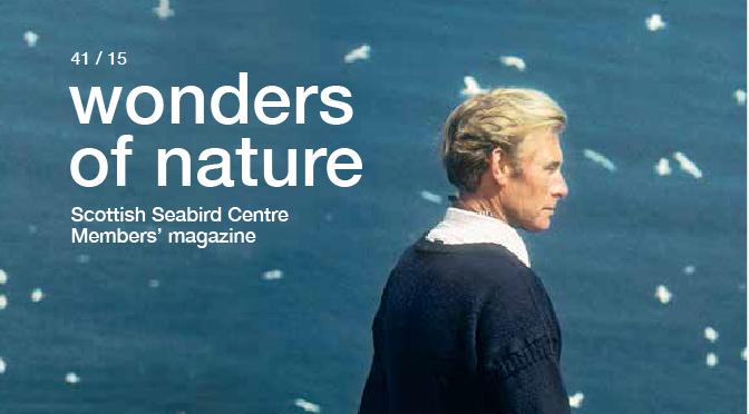 Scottish Seabird Centre Members Magazine 41