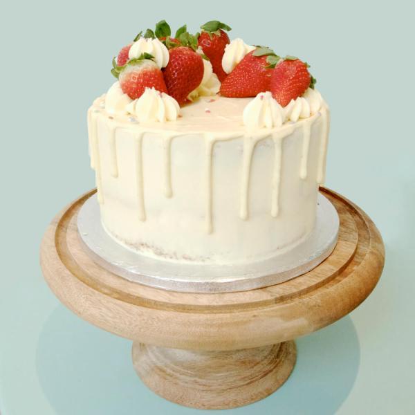 Handmade Victoria Sponge Cake