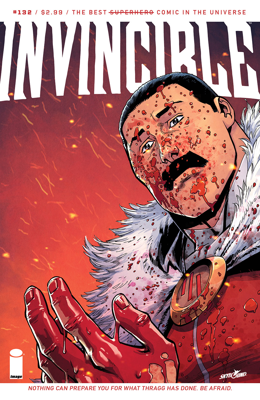 Image result for invincible 132