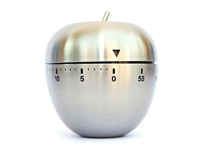 Apple Timer Have Time