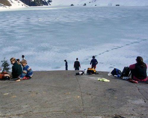 Lake Serene Mt Index Washington