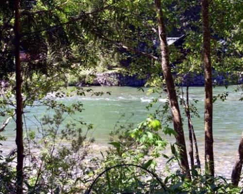 Skykomish River cabin rental