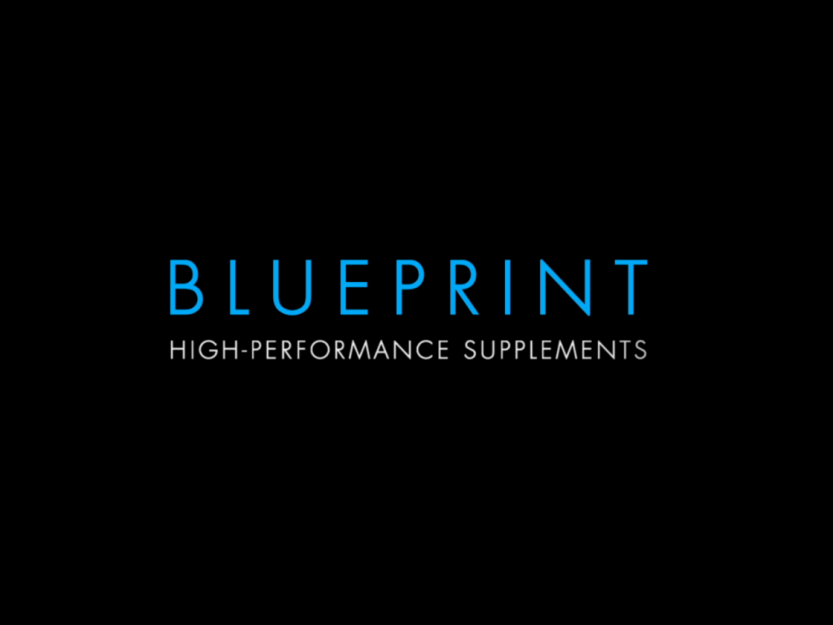 Blueprint High Performance Supplements Promo