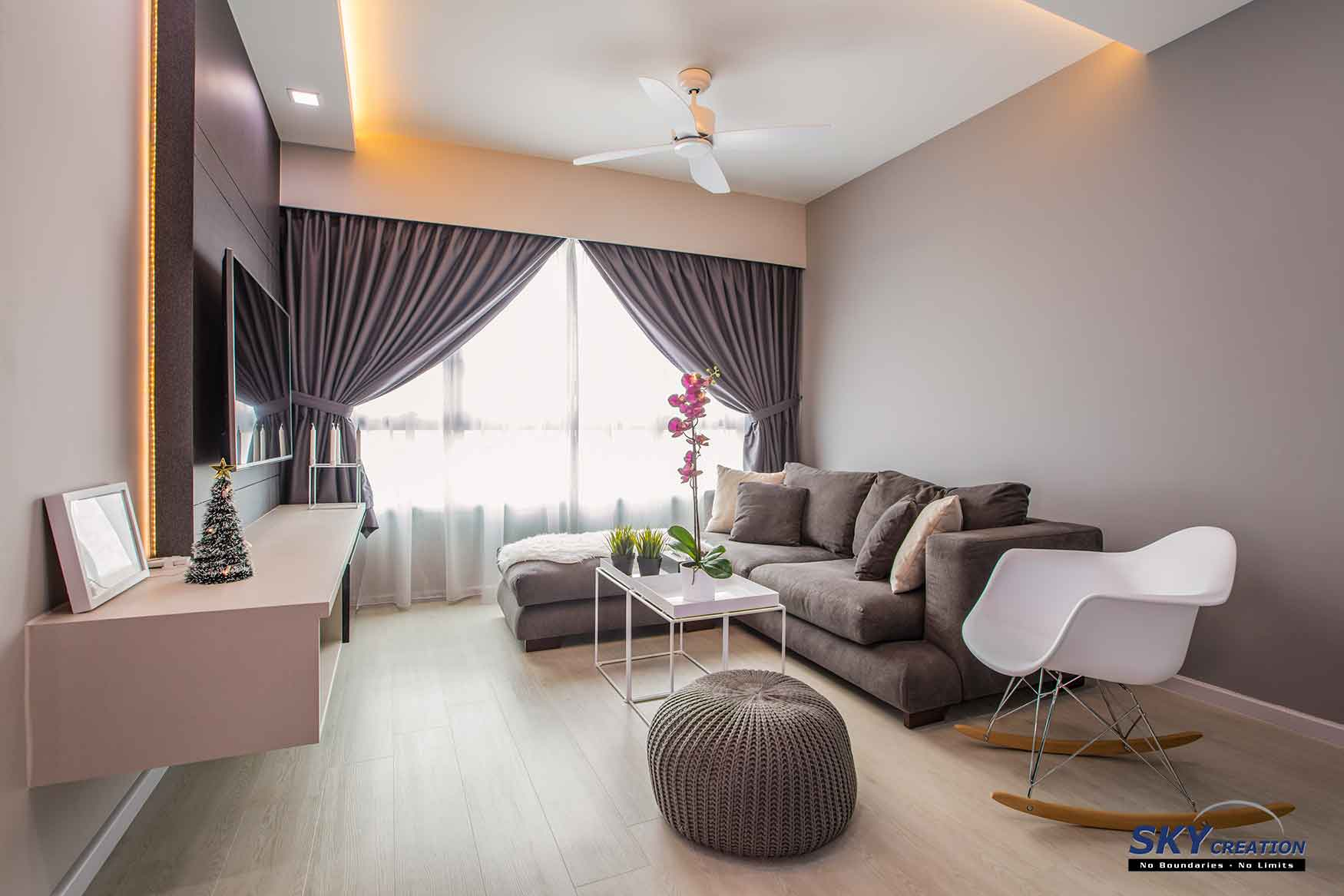 HDB 4 Room-Woodlands Drive 50 - Sky Creation   Singapore on Small:xmqi70Klvwi= Kitchen Renovation Ideas  id=67232