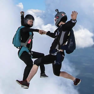 Combination Skydiving Video & Photographs - Skydive Philadelphia