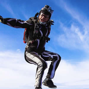 Personal Perspective Skydiving Video - Skydive Philadelphia