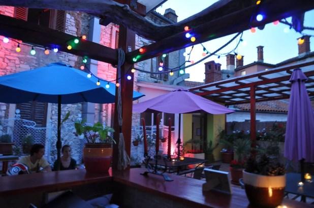 Riva Hostel Terrace