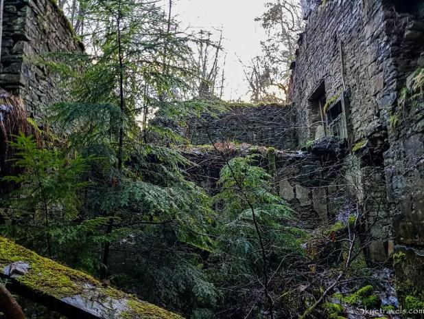 Lanrick Estate Ruins