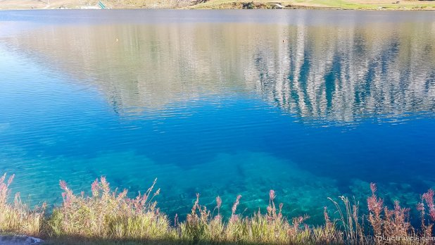 Tignes Lake