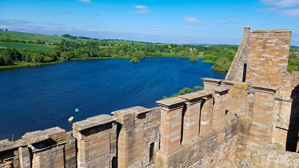 Linlithgow Palace View