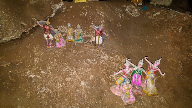Muang On Cave Figurines #4