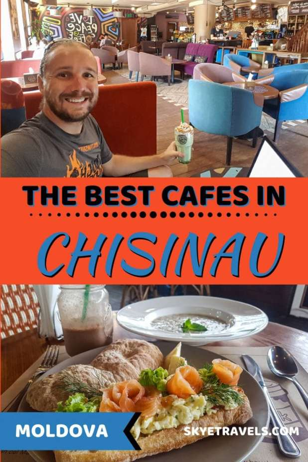 Cafes in Chisinau Pin
