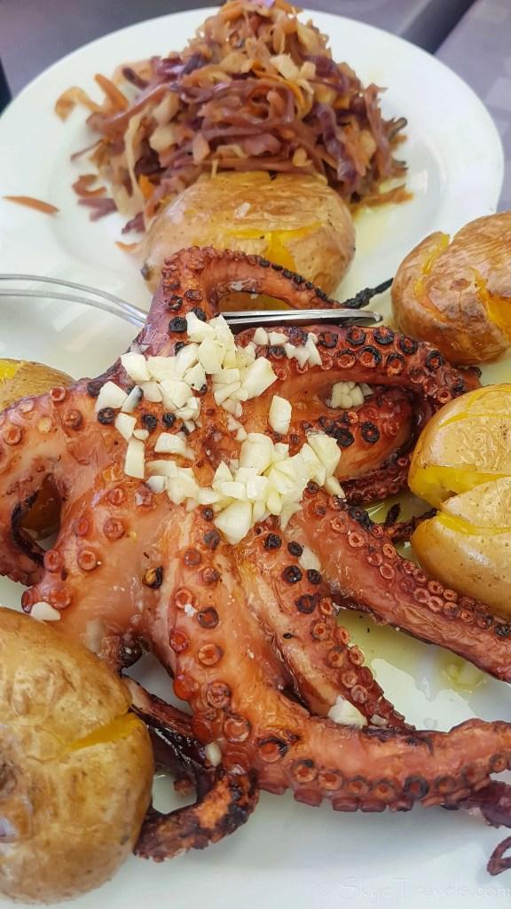 Octopus at O Navio