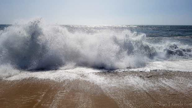 Waves in Nazare
