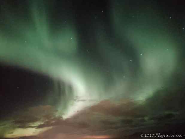 Northern Lights on Ice and Lava Tour