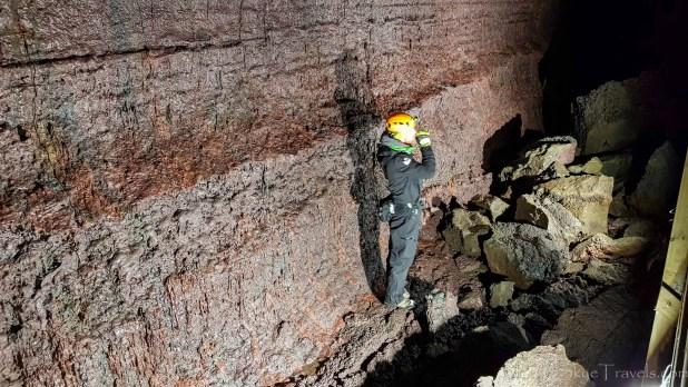The Cave Tour into Vidgelmir