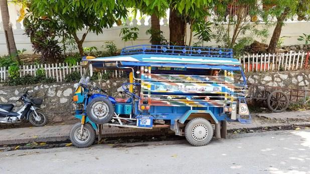 Tuk Tuk Luang Prabang