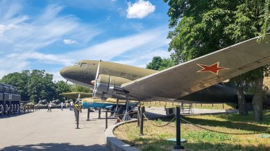 Museum of the History of Ukraine in WWII #3