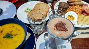 Cafe Class Breakfast (Restaurants in Edinburgh)
