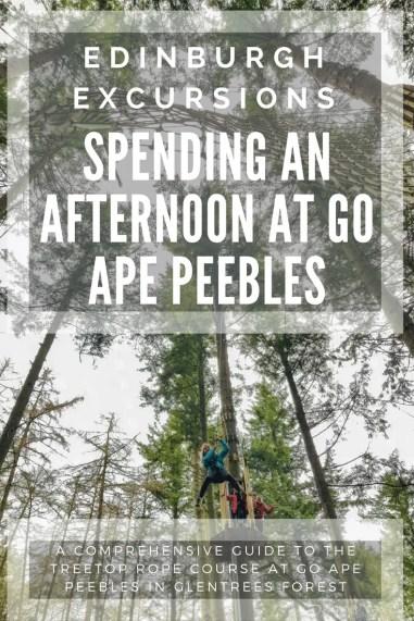 Go Ape Peebles Pin 2