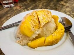 Thailander Mango Sticky Rice #1