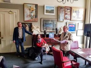 Glasgow Art Club Tour