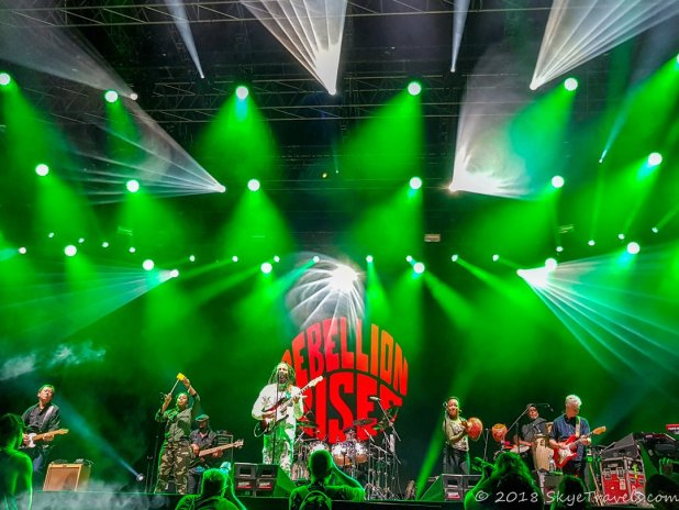 Colours of Ostrava Ziggy Marley #2