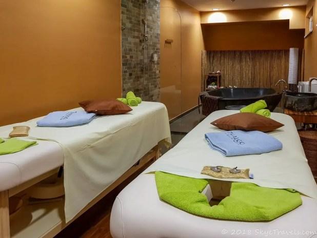 Svata Katerina Massage Room