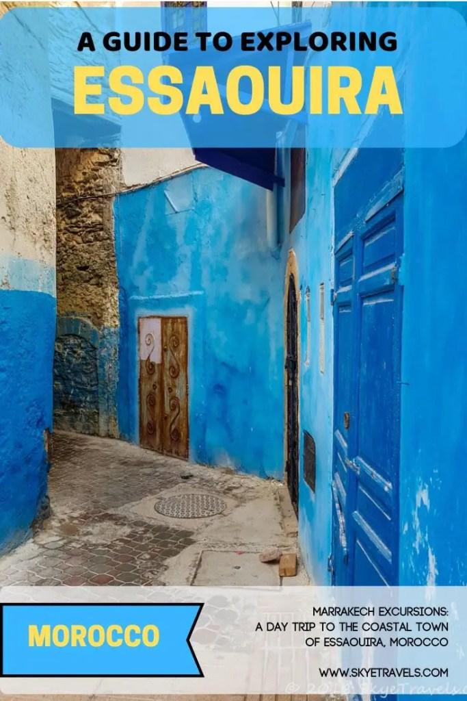 Essaouira Pin