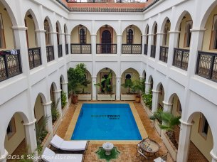 Equity Point Hostel Pool