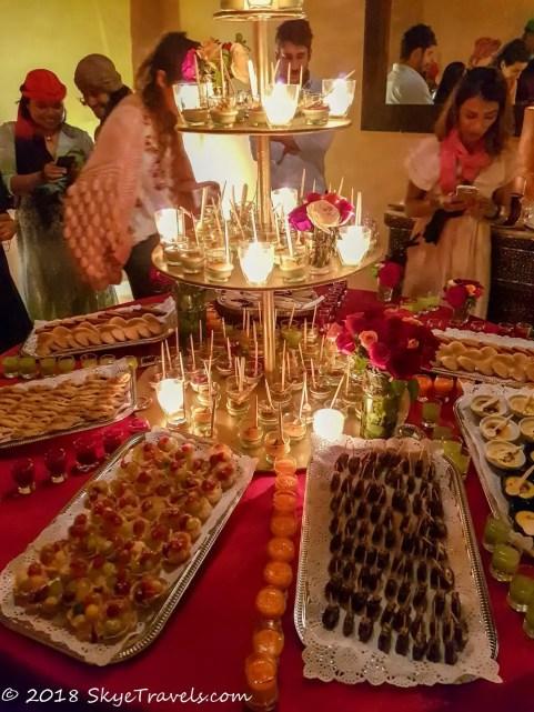 Restaurant Dar Zellij Dessert