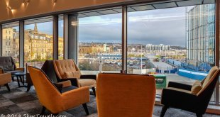 Seeing Dundee's Facelift at the V&A Dundee and Sleeperz Hotel 10