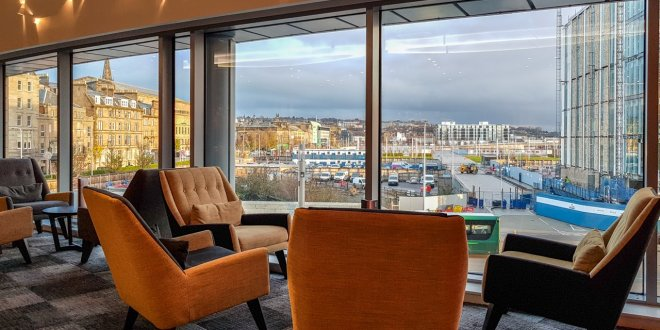 Seeing Dundee's Facelift at the V&A Dundee and Sleeperz Hotel 2