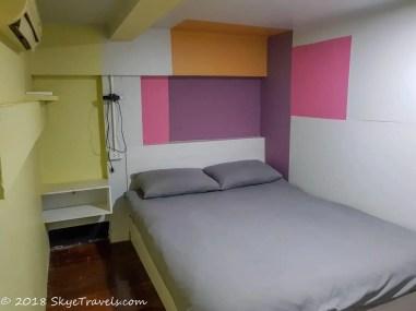 Bed Bike Hostel Private Room