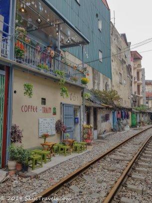 Hanoi Train Street #1