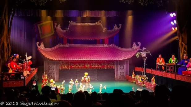 Visiting the Water Puppet Show and Other Unique Attractions in Hanoi 2