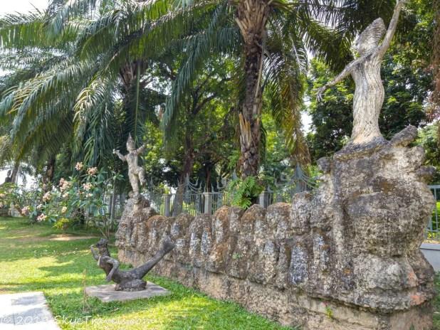 Buddha Park Statues #24