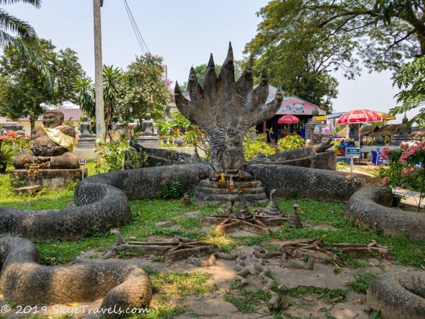 Buddha Park Statues #40