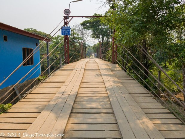 Toll Bridge Across the Nam Song River