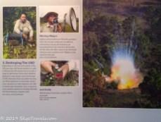 UXO Museum Information Board #15