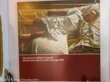 UXO Museum Information Board #7