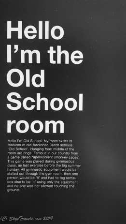 Old School Room Info