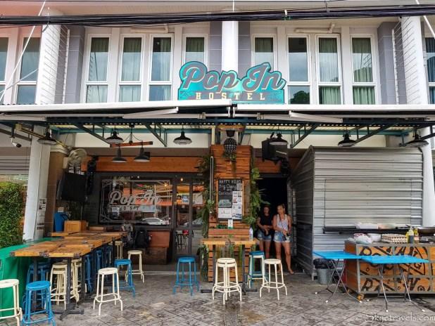 Pop-In Hostel in Ao Nangh