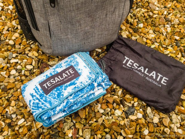 Tesalate Towels