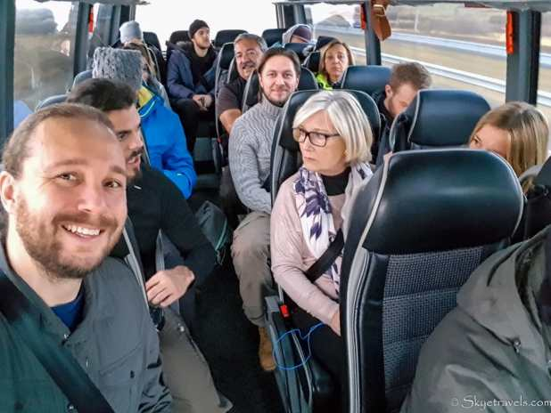 Golden Circle and Glacier Tour with Reykjavik Sightseeing
