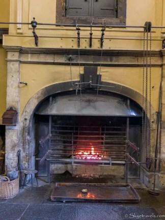 Callendar House Fireplace