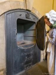 Callendar House Bread Oven