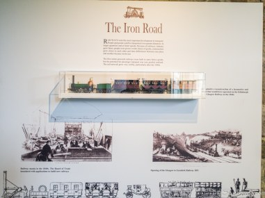 The Iron Road Panel